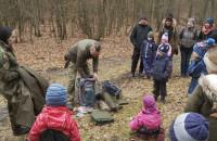 Zabierz rodzinę do lasu - bushcraft jest dla każdego