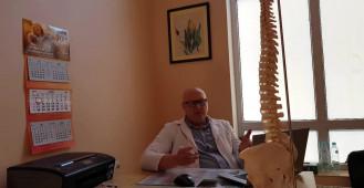 Kompleksowe lecznie bólów odcinka piersiowego