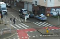 Zderzenie dwóch aut przy Świętojańskiej w Gdyni