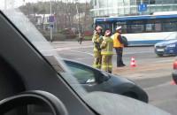 Utrudnienia na Alei Zwycięstwa w Gdyni