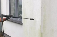 Mycie elewacji myjką wysokociśnieniową - Nokka Michał Łącz