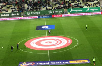 Lechia Gdańsk - Legia Warszawa 0:2. Konkurs dla kibiców