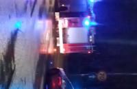 Wypadek koło Placu Zebrań Ludowych