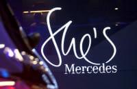 Dzień kobiet z Mercedesami