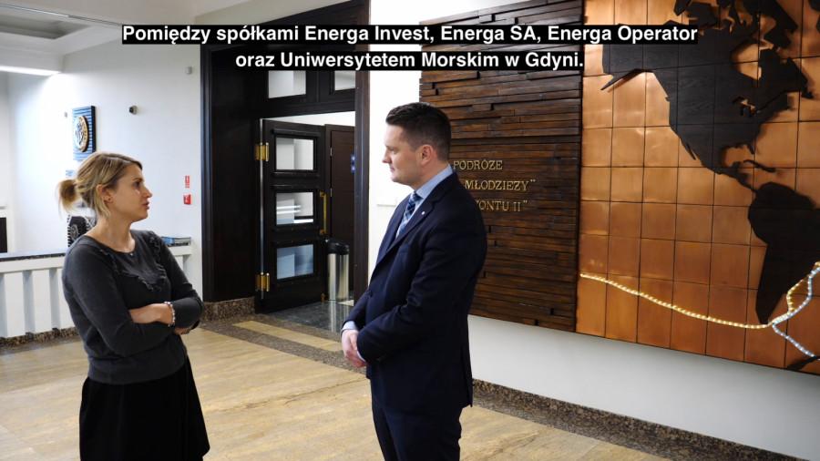 Energa - Uniwersytet Morski