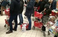 Wzmożone zakupy w trójmiejskich sklepach - kompilacja czytelników