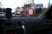 Duża akcja strażaków na Kamiennym Potoku