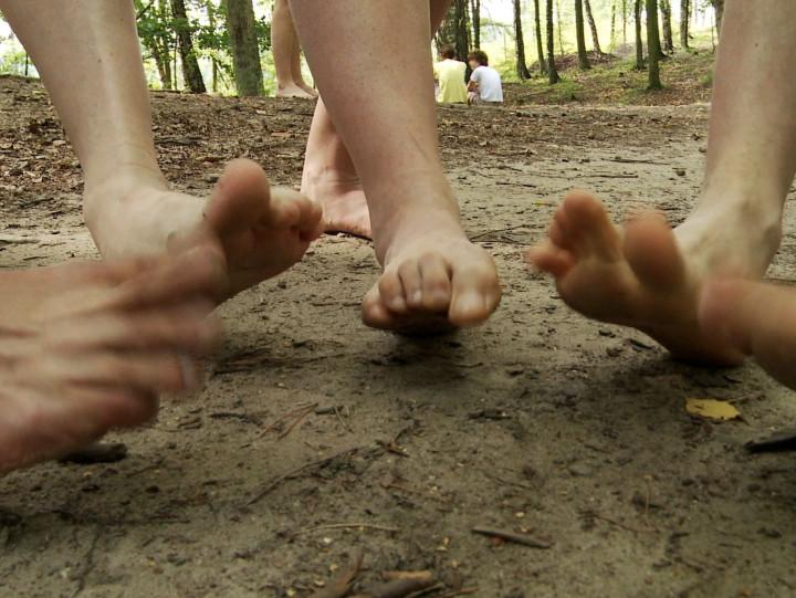 W zeszłorocznym Marszu Neandertala wzięło udział prawie 90 osób. Zobacz jak się bawili.