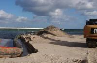 Plaża w Sopocie w marcowe popołudnie (1)