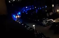 5 straży pożarnych i policja