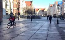 Pustki w śródmieściu Gdańska