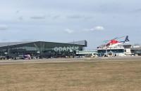 22 samoloty uziemione na lotnisku