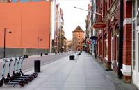 Puste Główne Miasto w Gdańsku