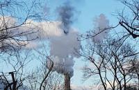 Dym z Elektrociepłowni Gdańsk