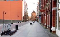 Gdańsk, Główne Miasto, niedziela, godzina...