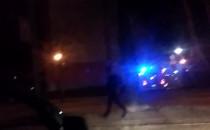 Pożar śmietników w Altanie przy ul....