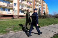 Wspólne patrole policji i wojska