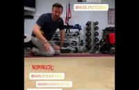 Sportowcy robią pompki #walkaz19 challenge