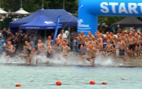 Morski maraton pływacki BCT