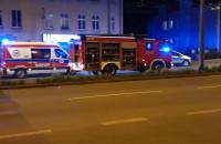 Radiowóz zderzył się z osobówką w Sopocie