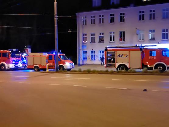 W Sopocie radiowóz zderzył się z osobówką