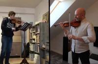 """Artyści grają """"Wiosnę"""" Vivaldiego online"""