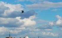 Ktoś wie co to za helikopter latał dziś...