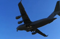 Boeing C-17 Globemaster wylądował w Gdańsku