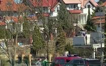 Komunikat straży miejskiej, Gdynia karwiny