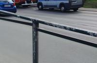 Pełno straży i policji na Żabim Kruku