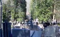 Cmentarz na Witominie jeszcze otwarty....