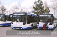 Gdyńskie autobusy w maseczkach