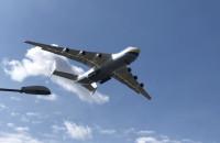 An-225 Mrija przywiózł sprzęt zamówiony m.in. przez Lotos