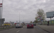 """Wypadek na krajowej """"6"""" w stronę Gdyni"""