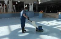 Tak przebiega czyszczenie aquaparku w Sopocie