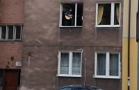 Zagrał sąsiadom i przechodniom z okna kamienicy we Wrzeszczu