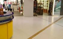 Galerie handlowe: niewielu klientów z rana