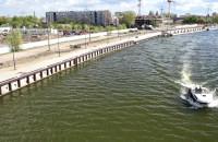 Nowe nabrzeże przy Polskim Haku