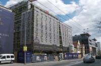 Budowa apartamentowca i renowacja Banku Polskiego w Gdyni