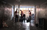 Remont tunelu w ciągu Monte Cassino