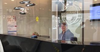 Wizyta w Eurodent