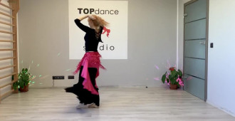 Taniec Orientalny Pop