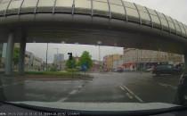 Kolizja na skrzyżowaniu al. Grunwaldzkiej...