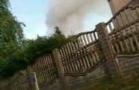 Czarny dym na Ujeścisku. Straż pożarna w drodze