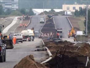Budowa Trasy Słowackiego