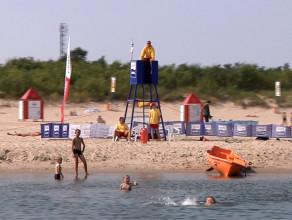Na gdańskim kąpielisku nie utoniesz