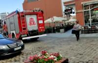 Straż pożarna interweniuje na Stągiewnej w Gdańsku