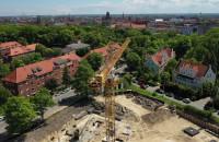Zmienia się teren przy Powstańców Warszawskich w Gdańsku