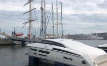 Koncert w nowej Marinie Gdyńskiej na...