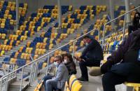 Arka Gdynia - Śląsk Wrocław 2:1. Nowy właściciel na trybunach